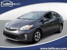 2012_Toyota_Prius_5dr HB Four_ Cary NC