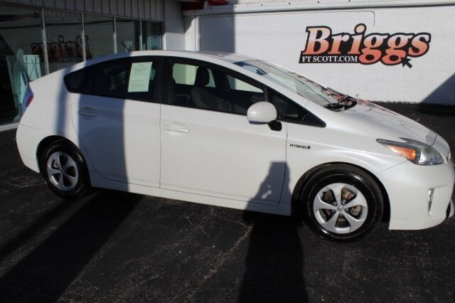 2012 Toyota Prius 5dr HB One Fort Scott KS