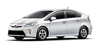 2012_Toyota_Prius_5dr HB Two_ Richmond KY