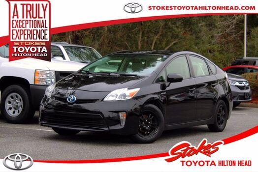 2012_Toyota_Prius_Four_ Aiken SC