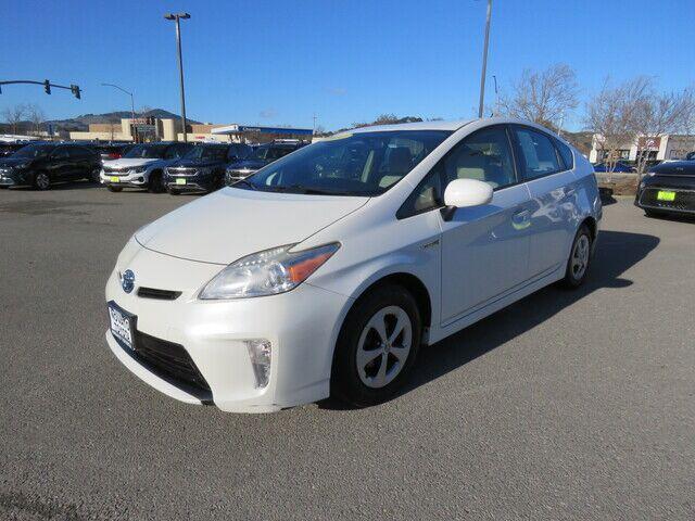 2012 Toyota Prius One Novato CA