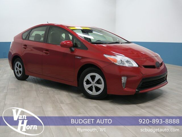 2012 Toyota Prius One Plymouth WI