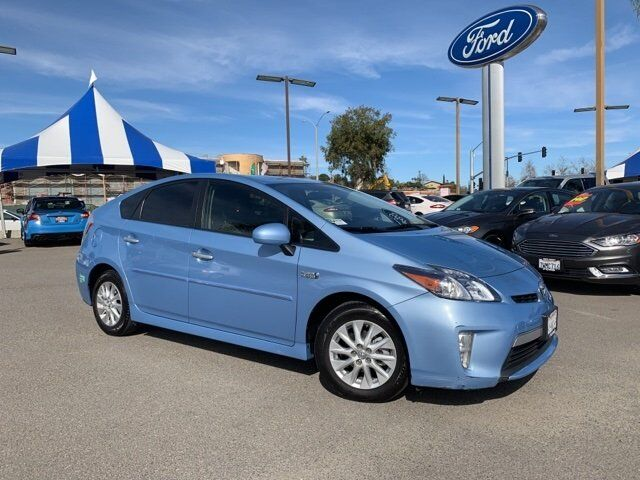 2012 Toyota Prius Plug-In  San Diego County CA