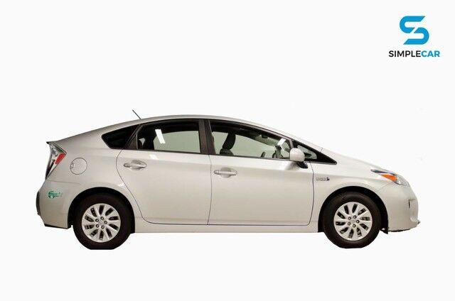 2012 Toyota Prius Plug-In Advanced Escondido CA