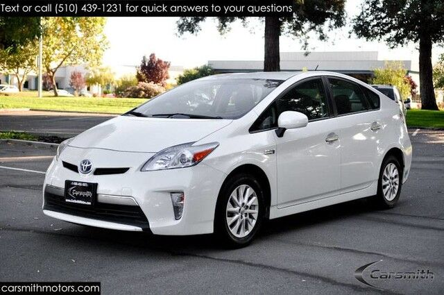 2012 Toyota Prius Plug In Carpool Stickers U0026 50+ MPG  Gas/ ...