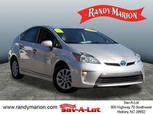 2012_Toyota_Prius Plug-in_Advanced_ Hickory NC