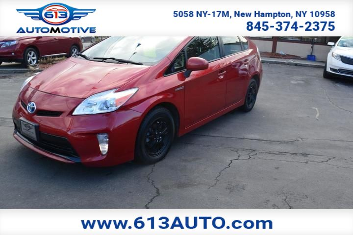 2012 Toyota Prius Prius II Ulster County NY
