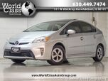 2012 Toyota Prius Three - PUSH BUTTON START SUN ROOF ALLOY WHEELS FUEL EFFICIENT CLEAN