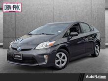 2012_Toyota_Prius_Three_ Roseville CA