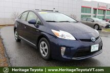 2012 Toyota Prius Three South Burlington VT
