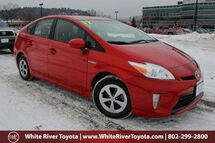 2012 Toyota Prius Three White River Junction VT