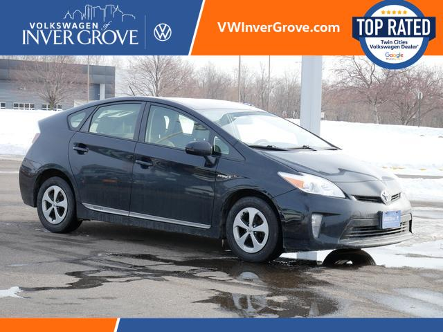2012 Toyota Prius Two Front Wheel Drive