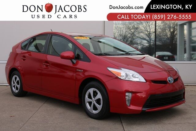 2012 Toyota Prius Two Lexington KY