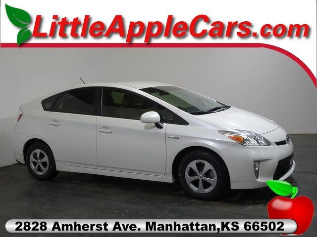 2012 Toyota Prius Two Manhattan KS