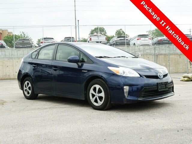 2012 Toyota Prius Two Cranberry Twp PA
