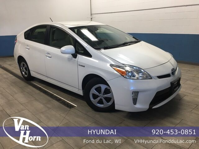 2012 Toyota Prius Two Plymouth WI