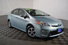 2012_Toyota_Prius_Two_ Seattle WA