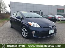2012 Toyota Prius Two South Burlington VT