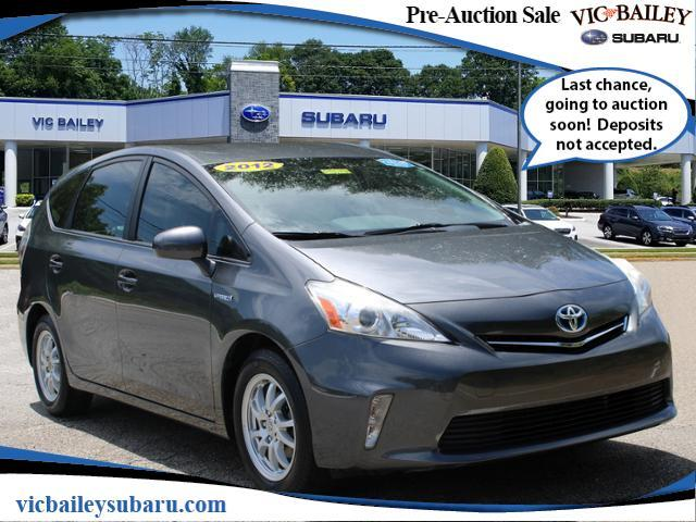 2012 Toyota Prius V Two Spartanburg SC