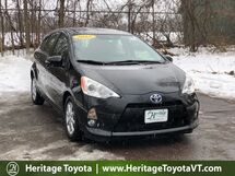 2012 Toyota Prius c Four South Burlington VT