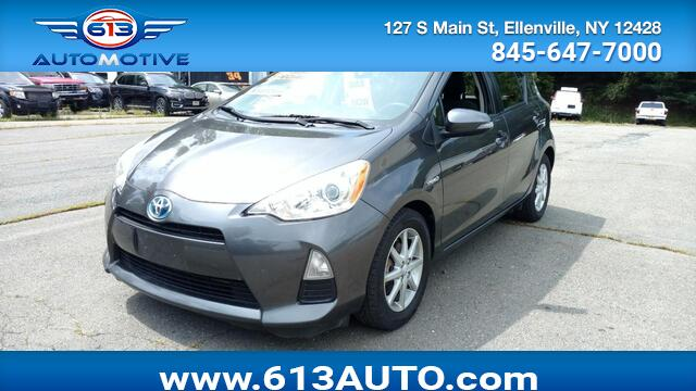 2012 Toyota Prius c Three Ulster County NY