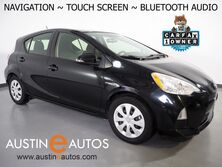 Toyota Prius c Three *NAVIGATION, COLOR TOUCH SCREEN, CRUISE CONTROL, PUSH BUTTON START/STOP, AUTO CLIMATE CONTROL, BLUETOOTH PHONE & AUDIO 2012