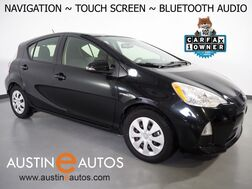 2012_Toyota_Prius c Three_*NAVIGATION, COLOR TOUCH SCREEN, CRUISE CONTROL, PUSH BUTTON START/STOP, AUTO CLIMATE CONTROL, BLUETOOTH PHONE & AUDIO_ Round Rock TX