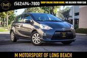 2012 Toyota Prius c Two Hatchback 4D