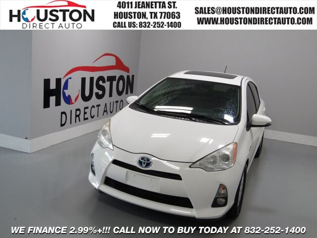 2012 Toyota Prius c  Houston TX