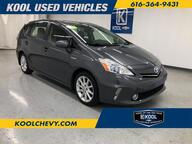 2012 Toyota Prius v Five Grand Rapids MI