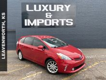 2012_Toyota_Prius v_Five_ Leavenworth KS