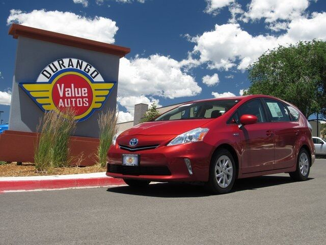 2012 Toyota Prius v Three Durango CO