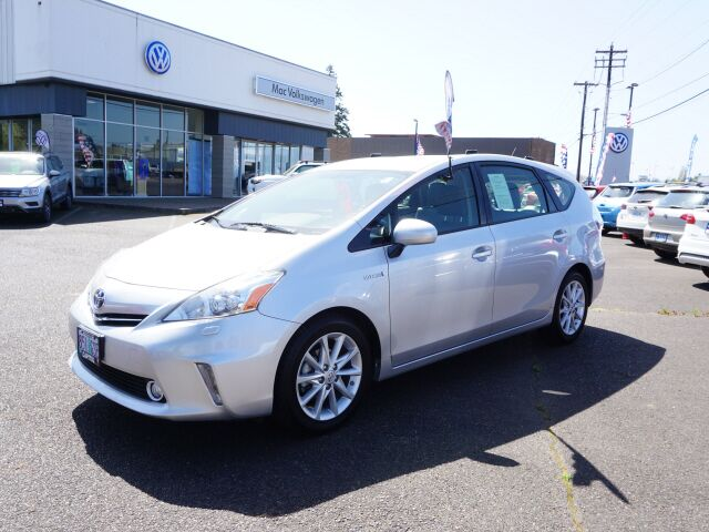 2012 Toyota Prius v Three McMinnville OR