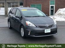 2012 Toyota Prius v Two South Burlington VT