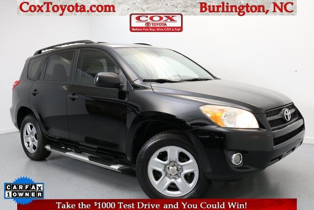 2012 Toyota RAV4 Base Burlington NC