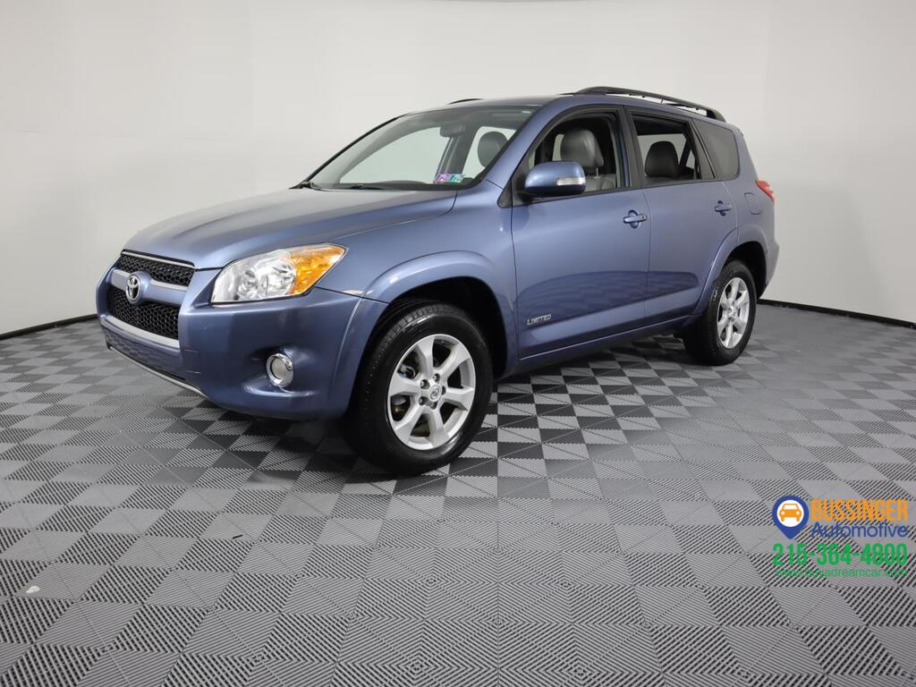 2012 Toyota RAV4 Limited 4x4 Feasterville PA