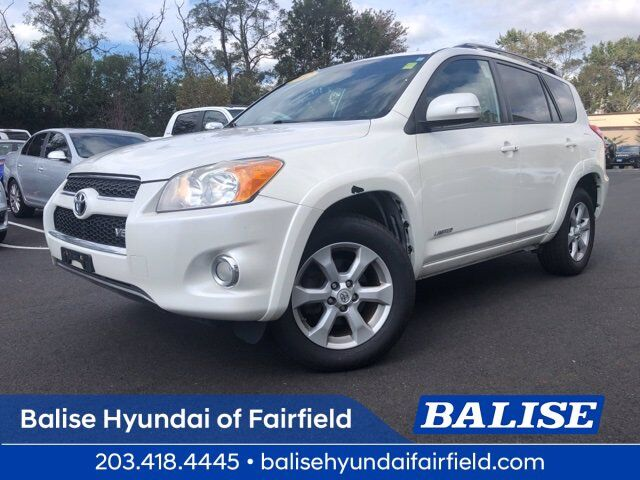 2012 Toyota RAV4 Limited Fairfield CT