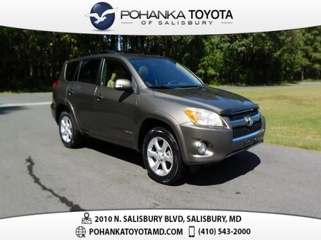 2012_Toyota_RAV4_Limited_ Salisbury MD