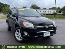 2012 Toyota RAV4 Limited South Burlington VT