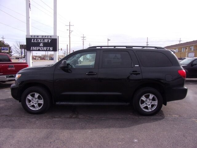 2012 Toyota Sequoia  Leavenworth KS