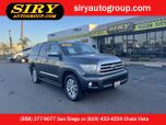 2012 Toyota Sequoia Limited 4WD