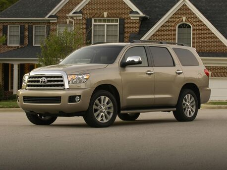 2012_Toyota_Sequoia_Limited_ Salisbury MD