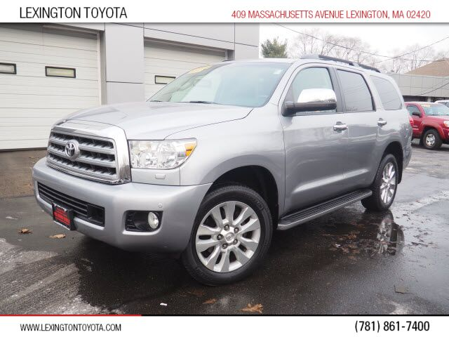 2012 Toyota Sequoia Platinum Lexington MA