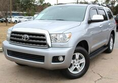 2012_Toyota_Sequoia_SR5 - w/ NAVIGATION & LEATHER SEATS_ Lilburn GA