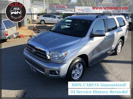 2012_Toyota_Sequoia_SR5_ Arlington VA