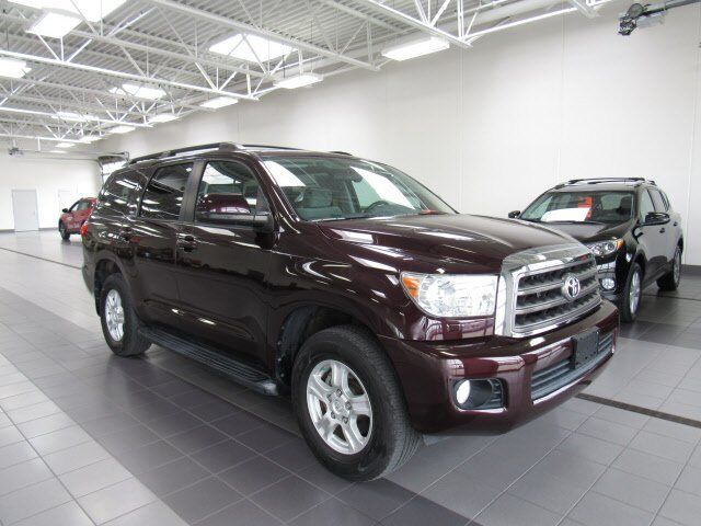 2012 Toyota Sequoia SR5 Green Bay WI