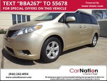Toyota Sienna 5dr 7-Pass Van V6 LE AAS FWD 2012