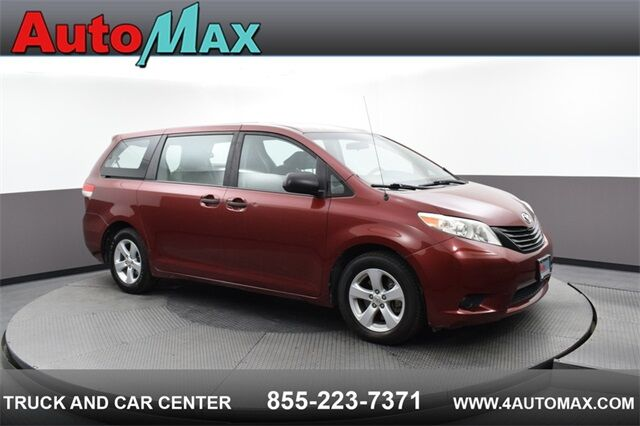 2012 Toyota Sienna Base Farmington NM