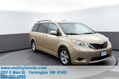 2012_Toyota_Sienna_Base_ Farmington NM