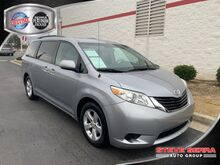 2012_Toyota_Sienna_LE_ Central and North AL